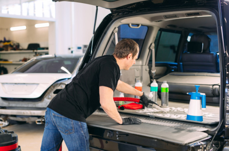 Auto Detailing - Cleaning and Detailing Services